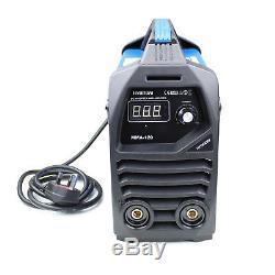 HYUNDAI Inverter Welder Stick Rod Arc MMA 120A 13 Amp Plug Welding Machine