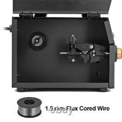 HZXVOGE 3 in 1 MIG Welder 220V 180A MMA Stick Arc Lift Tig Mig Welding Machine