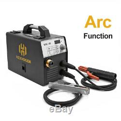HZXVOGEN 3IN 1 MIG Welder 220V 180A MMA Stick Arc Lift Tig Mig Welding Machine