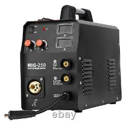 HZXVOGEN MIG Welder 220V MIG MAG ARC MMA Stick Lift TIG MIG Welding Machine