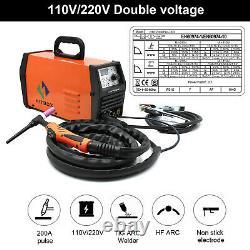 Hbt2000p Welding Machine 200a 220v DC Hf Pulse Inverter Arc Mma Tig Welder