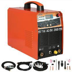 IGBT Welder AC 230A 250D 2T/4T 2IN1 TIG ARC MMA Welding Machine DC