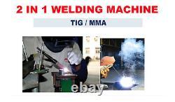 IGBT Welders Inverter 200A TIG/MMA/ARC 2IN1 Welding Machine Argon/Stick Welding