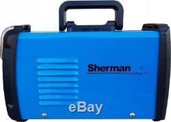 Inverter ARC Welder Machine 200A IGBT Sherman Speedy MMA 200 Stick 200Amp MMA