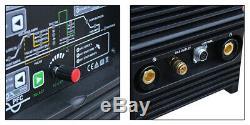 Inverter Schweißer JET TIG II AC/DC 200A WIG/MMA/PULSE/HF/Lift-Arc/VRD IGBT