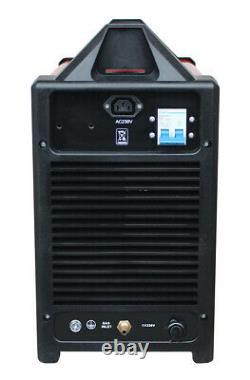 Inverter Schweißer JET TIGII AC/DC 200A WIG/MMA/PULSE/HF/Lift-Arc/VRD/SPOT pedal