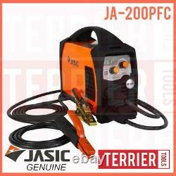 Jasic PRO ARC 200 amp PFC Dual Voltage 110v 230v Stick MMA Invertor Welder TIG