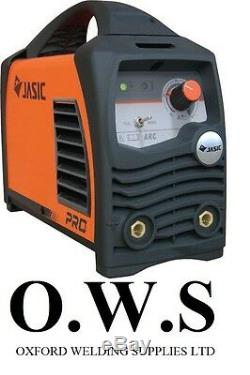 Jasic Pro Arc MMA / Lift TIG Multi Process Inverters FREE UK NEXT DAY DELIVERY