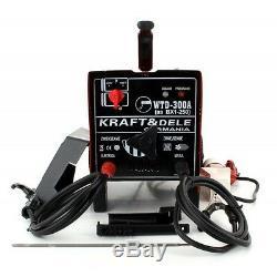 KD820 330A 230/400V Welding ARC MMA STICK Welder Kraft&Dele Germania Profesional