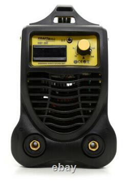 KRAFT&DELE KD1855 300 AMP Welder Inverter IGBT Manual Arc Welding MMA PWN