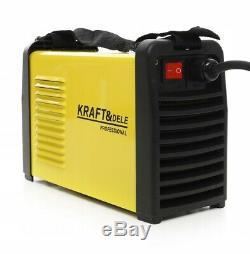 KRAFT&DELE KD1856 300 AMP Welder Inverter IGBT Manual Arc Welding MMA PWN