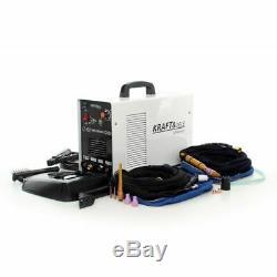 Kraft&Dele KD829 3in1 MMA ARC TIG CUT 160A welder plasma cutter inverter IGBT