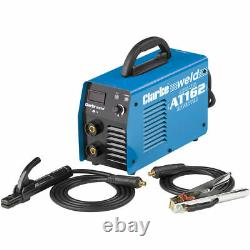 Latest CLARKE AT162 ARC TIG/MMA INVERTER WELDER 10A-160A 2.5/3.2/4.0mm