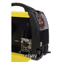 MAGNUM MIG 200 MMA S ARC 200A TIG Inverter semiauto welder 2T4T ArcForce