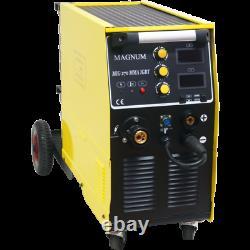 MAGNUM MIG 270W MMA ARC IGBT 280A welder inverter 4x4 2T4T induction