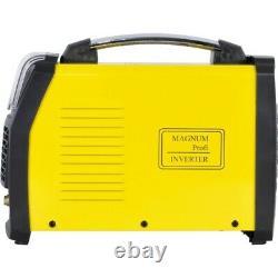 MAGNUM TIG THF 209 MF Inverter Pulse Welder 200A 230V 50Hz 2T/4T MMA ARC PREFLO