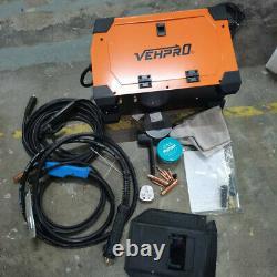 MIG 200A Inverter DC Welder 3-IN-1 MMA TIG Gas Gasless Arc Spool Gu-n Welding