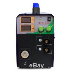 MIG 235 110/220V Welder Inverter Welding Machine Stick MMA/TIG/ARC Multifunction