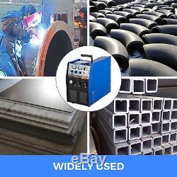 MIG-250 DC Inverter Welder MIG Gas/Gasless MMA ARC 3-in-1 IGBT 230V 250 Amp