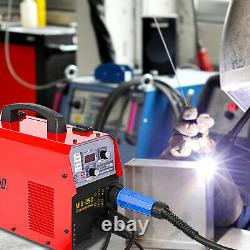 MIG 250 IGBT Inverter DC Welder 2-In-1 MMA Gas Gasless Wire Arc Welding Machine