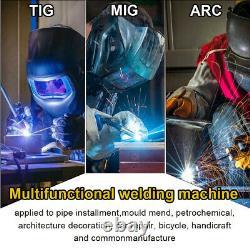 MIG Welder 200A Pulse Welding Aluminum Lift TIG ARC MMA Welding Machine HBM2280