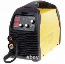 MIG Welder Arc Welding Machine Portab IGBT 200A MMA Flux MAGNUM MIG208 TIG Torch