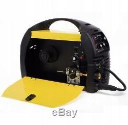 MIG Welder Arc Welding Machine Portable Inverter 200A MMA Flux MAGNUM MIG 208