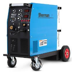 MIG Welder Arc welding machine MMA 2in1 350A Professional SHERMAN MIG 351M