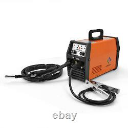 MIG Welder Inverter Gasless MMA 3-in-1 IGBT DC LIft TIG ARC MIG Welding Machine