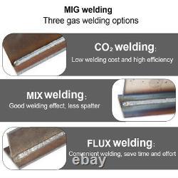 MIG Welder Inverter IGBT ARC MIG MMA Lift TIG Welding Machine 220V Gas/Gasless
