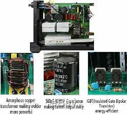 MMA ARC Inverter Welding Machine Handheld Welder Machine 110V IGBT 160A Tool