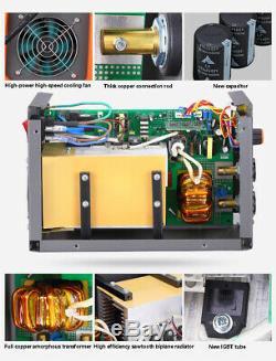 MMA Electric Welder 10-200A Arc Welding Machine IGBT Inverter Ø2.5-3.2 AC 220V