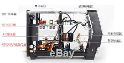 MMA/TIG/Plasma Cut Welding Machine Electric Arc Welder Tool 10-180A 220V 3 in 1