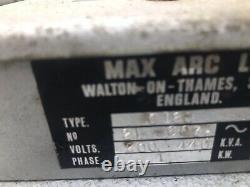 Max Arc MMA Welder