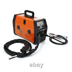 Mig 120a Igbt Inverter DC Welder 3-in-1 Mma Gasless Arc Tig Mig Welding Machine