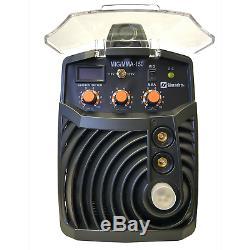 Mig 150 Amp Simadre 110/220v Igbt Mig/mma/arc Welder Dual Voltage
