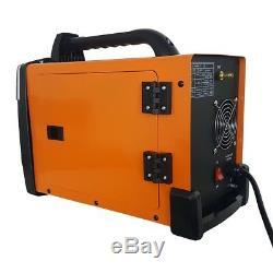 Mig 170 Amp Simadre 110/220v Igbt Mig/mma/arc Welder Dual Voltage Power