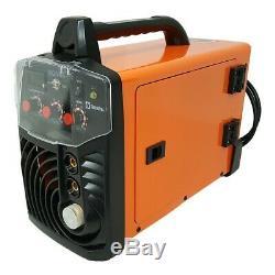 Mig 190 Amp Simadre 110/220v Igbt Mig/mma/arc Welder Dual Volt Argon Regulator
