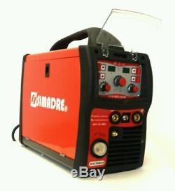 Mig Tig Mma Arc Welder 200a Simadre 3in1 Igbt Synergic Digital Weldining Machine