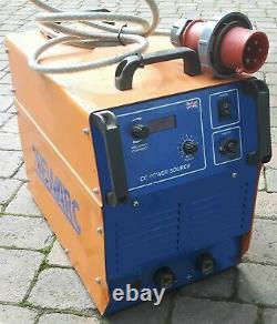 NewArc R4000CC Inverter Power source MMA Tig Arc400amp 3 phase welder R4500MP