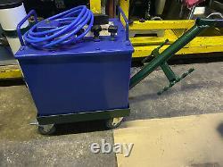 PICKHILL BANTAM oil cooled arc welder 180amp MMA stick 240V/415V with trolly