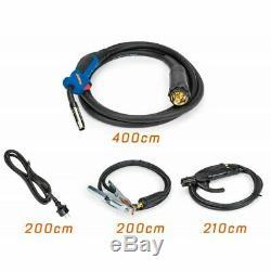 PM-IMGS-220L Inverter Welder MIG MAG 220amp FCAW ARC MMA FLUX IGBT SYNERGY