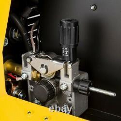 POWERMAT 220T MIG MAG FCAW TIG MMA ARC Welder Inverter 220A MIG220 5in1 Welding