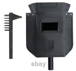 Partner II 200 DC Inverter Schweißgerät WIG Lift-Arc/HF/Pulse/MMA/VRD/2T/4T