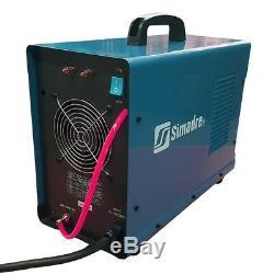 Plasma Cutter 50a 3in1 Simadre 110/220v 5200d 200a Tig Arc Mma Welder Foot Pedal