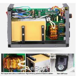 Portable Arc Welding Machine Inverter Welder MMA IGBT 10-200 Amp 220V Rod 2.5