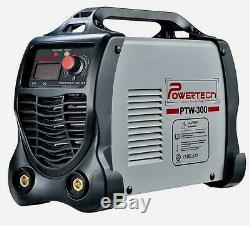 Powertech 200A MMA Digital Elektrodenschweißgerät Schweißgerät ARC IGBT PTW300