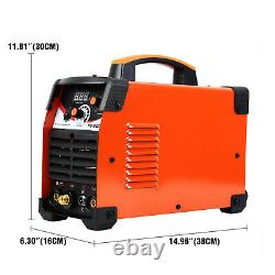Ridgeyard TIG 200 MMA/ARC Welder Welding Machine Welder Inverter IP21