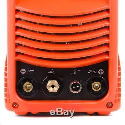 Röhr Poste à souder à l'arc portable soudeuse TIG/onduleur MMA/MOSFET 240 V