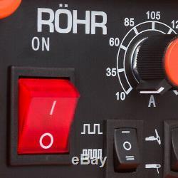 Röhr Poste à souder à l'arc portable soudeuse onduleur/TIG MMA / MOSFET 200 amp